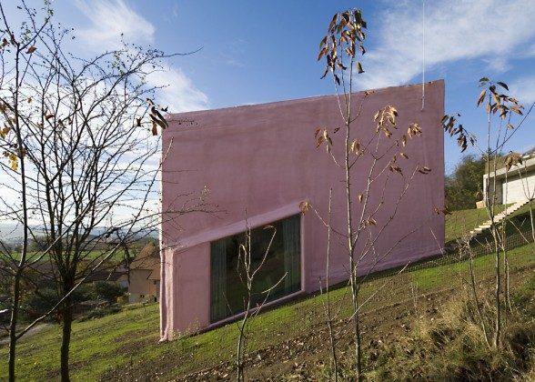 Casa su base storta - www.scuoladirespiro.com